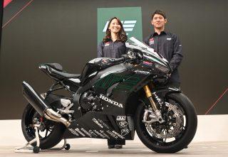 Midori Moriwaki and Takumi Takahashi