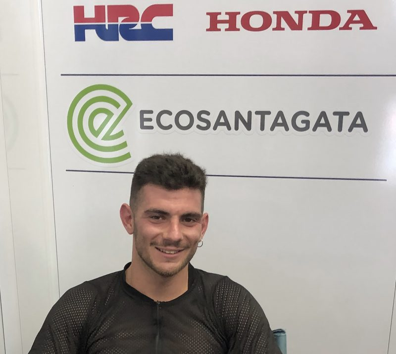 MIE Racing Althea Honda Team announces new 2020 team line-up with the signing of Lorenzo Gabellini in place of Jordi Torres