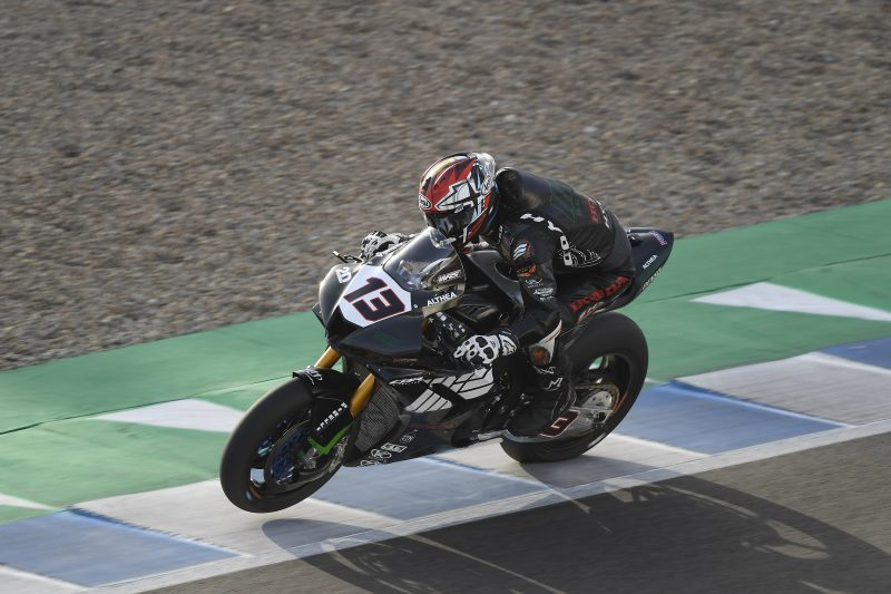 MIE Racing Althea Honda concludes the Jerez WorldSBK round