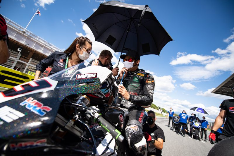 Fourteenth for Takahashi in WorldSBK Race 2 at Barcelona