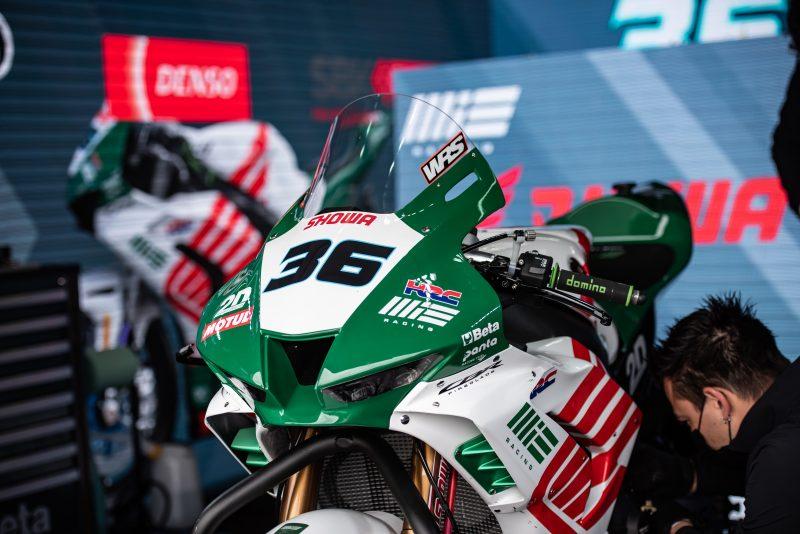 MIE Racing Honda Team to return at Assen, in three weeks' time