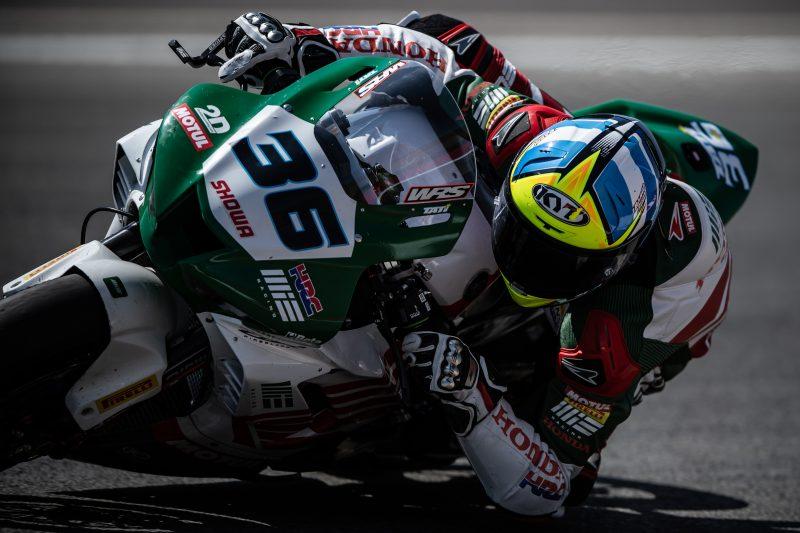 Magny-Cours the next destination for the MIE Racing Honda Team
