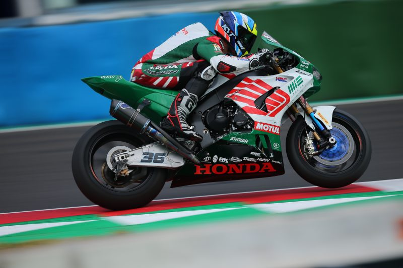 Race 1 proves challenging for Mercado at Magny-Cours