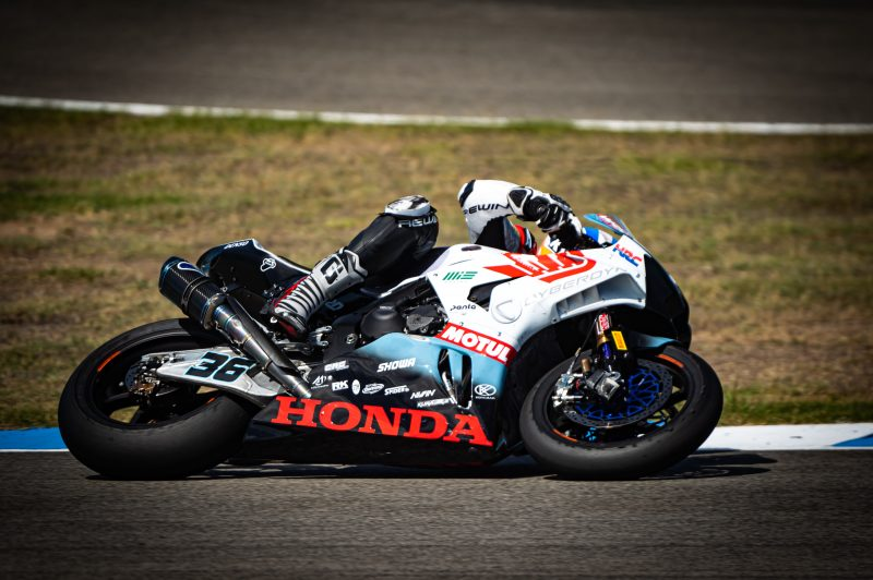 Mercado a brave fifteenth after a crash put paid to his best performance of the season so far