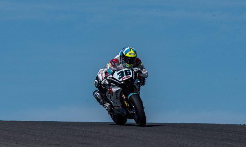 The MIE Racing Honda Team takes on Portimão