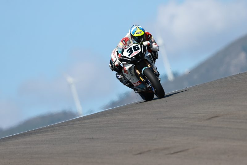 Mercado gears up for his home WorldSBK round in San Juan